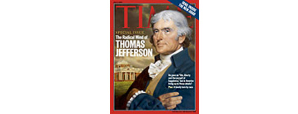 Just WHO was Thomas Jefferson?