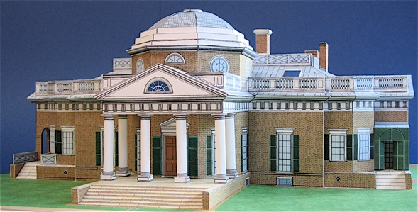 Monticello – America's most famous private home