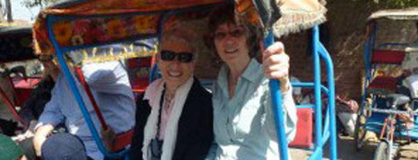 ON THE ROAD WITH ANN – Day 2, Old Delhi