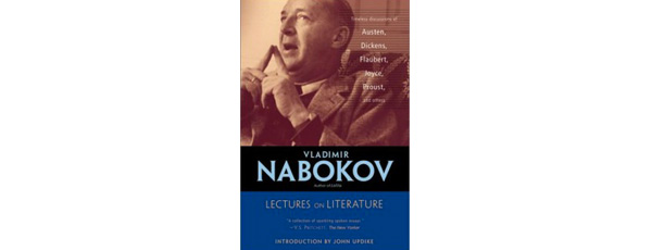 ANN'S MUSINGS —  Vladimir Nabokov agrees with me that rereading is the best kind