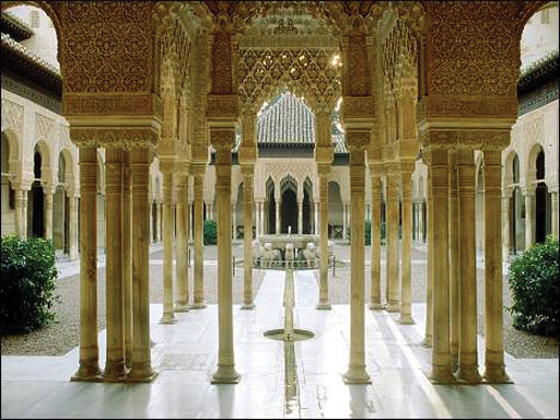 08. ART – Islamic Art & Architecture:  A Mirror of the Cosmos