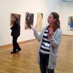Visiting the Reykjavik Art Museum