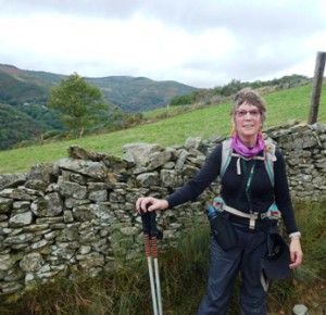 Me on the Camino in 2012