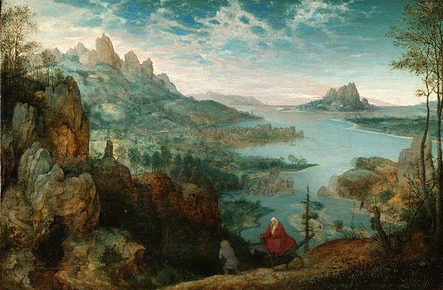 Breugel Landschaft