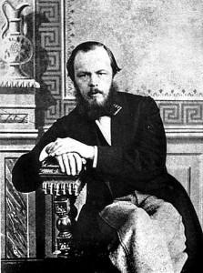 Dostoevsky in Paris, 1863