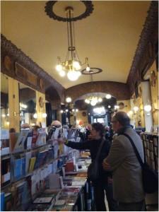 Trieste bookstore