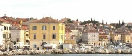 Trieste harbor