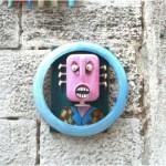 Trieste street art