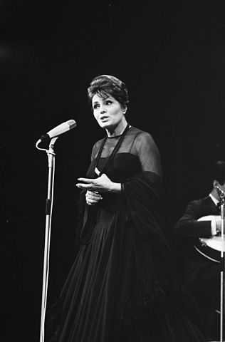 Amália Rodrigues in 1969