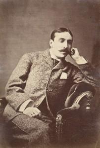 José Maria de Eça de Queirós in 1882