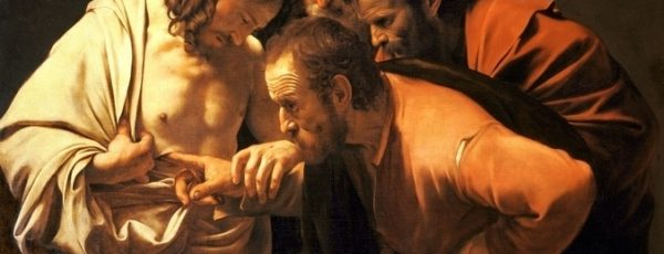 Benefit of the Doubt: The Incredulity of St Thomas by Caravaggio