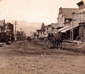 The American West – Leadville, Colorado