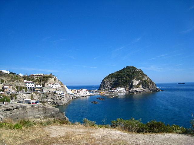 Sant'Angelo on Ischia