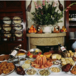 Food display Portugal