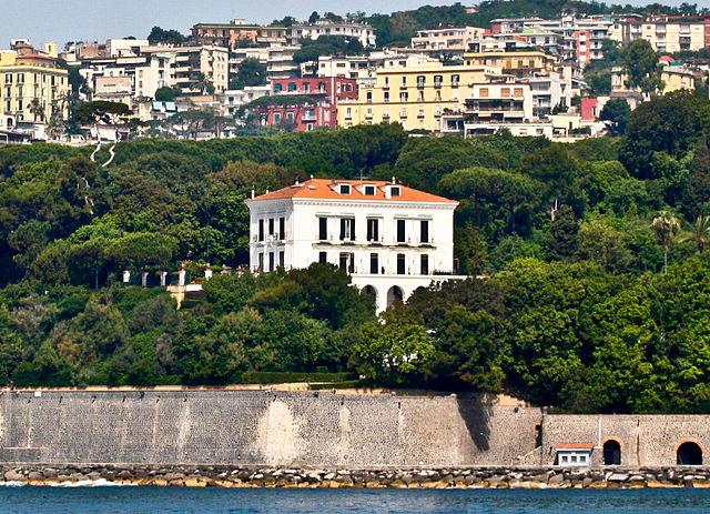 Villa Rosebery, Naples