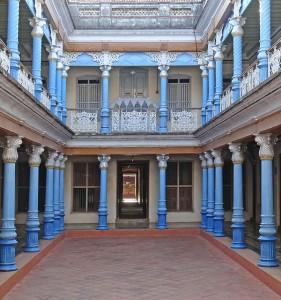 Chettinadu house