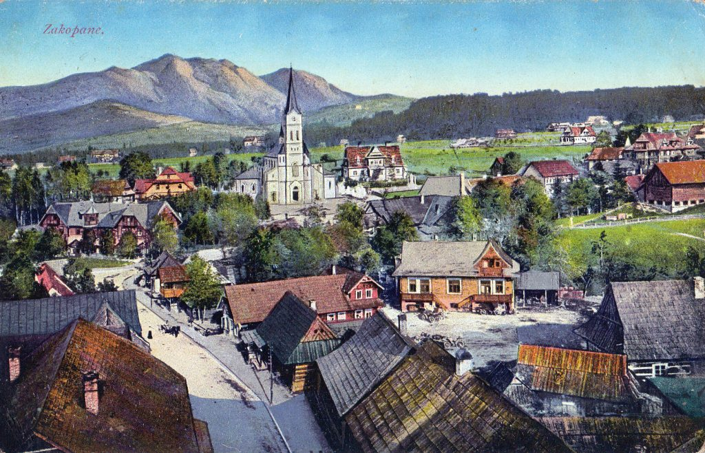 zakopane-drawing