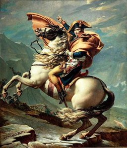 "Beethoven's ""Eroica"" was initially <br/>dedicated to Napoleon"