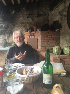 Gary invites you to join him at that most sacred of secular places – the table