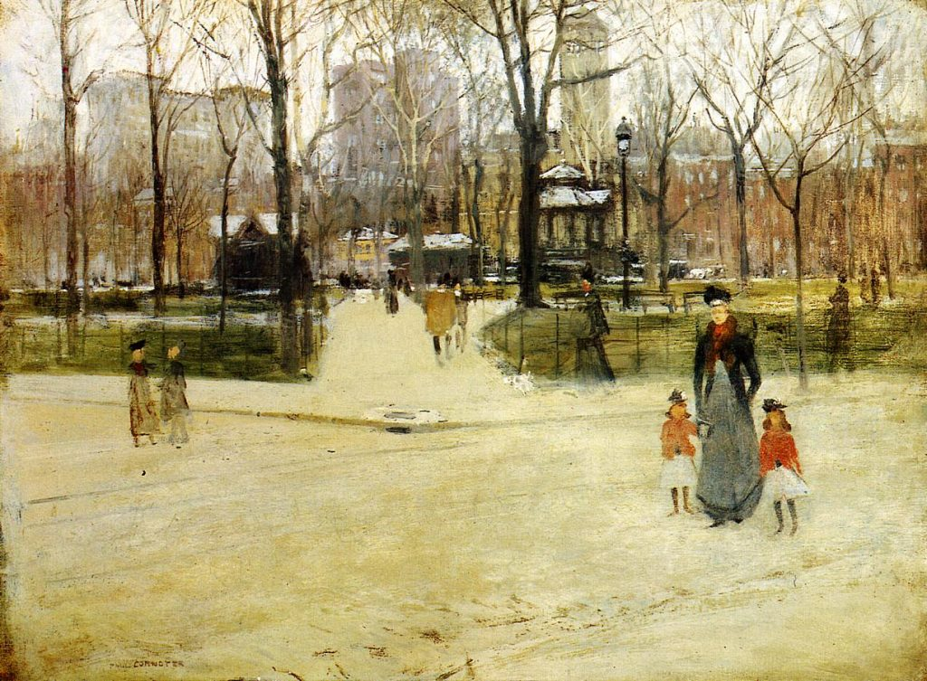 Edith Wharton Washington Square