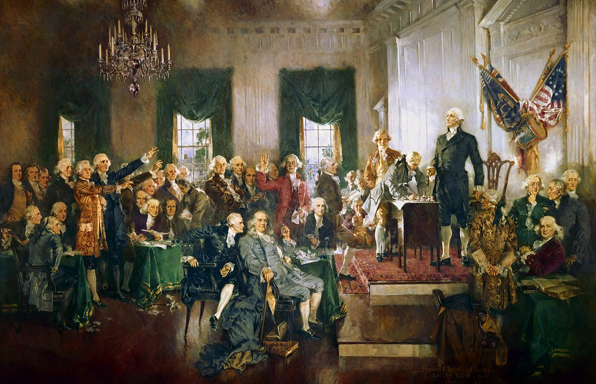 Conflict and Compromise: Hammering Out a Republic in Philadelphia