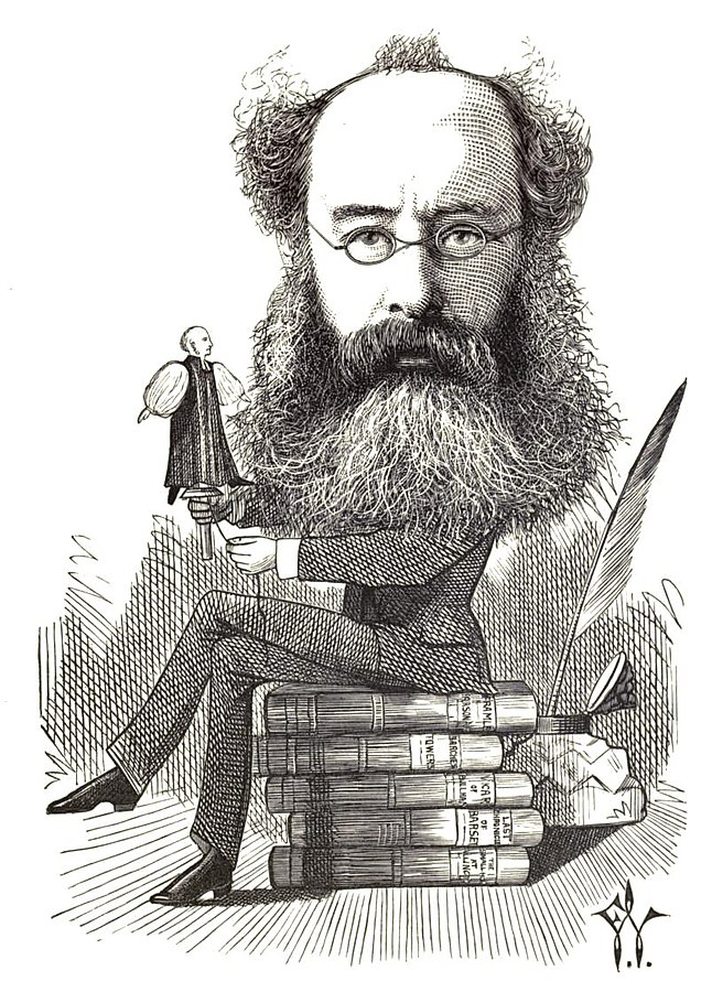 Braving It Out: Position and Influence in Trollope