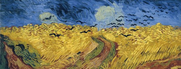 Wheatfield with CrowsVan Gogh Museum, Amsterdam