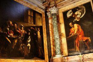 The First Modern Artist: Caravaggio in Rome and Malta